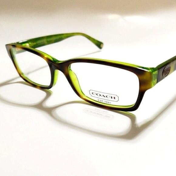 df53a1321e New Coach Rx Eyeglasses